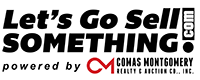 Let's Go Sell Something Logo